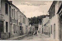 67Mz   17 Ile D'Oleron Saint Trojan Les Bains Rue De La République - Ile D'Oléron