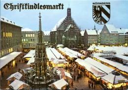 Nürnberg - Christkindlesmarkt 2 - Nuernberg