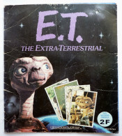 ALBUM PANINI 1982 E.T. Complet - French Edition