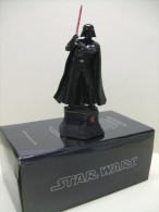 DARK VADOR (Darth Vader) Figurine En Plomb STAR WARS Pièce De Jeu D´échecs ALTAYA : Dame (reine) Noire - Premiera Aparición (1977 – 1985)