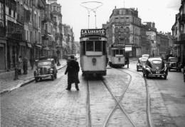 ACACF Tram 044 - Tramway Place De L'Etape Aux Vins - FONTAINEBLEAU - 77 - - Tramways