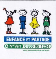 Magnets - Enfance Et Partage - - Magnets