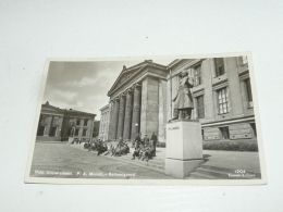 Oslo - Universitetet. P.A. Munch-Schweigaard Norway - Norvegia