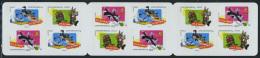 France 2009 Stamp Festival, Looney Tunes Foil Booklet, (Mint NH), Art - Comics (except Disney) - Nature - Cats - Rabbits - France