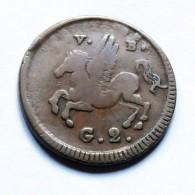 Italia - Sicilia - 2 Grani - 1815 - Ohne Zuordnung