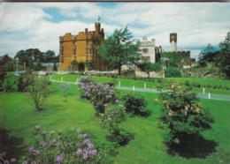 Wales Denbighshire Ruthin Castle 1977 - Denbighshire