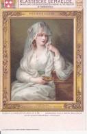 AK Angelica Kauffmann - Vestalin - Dresdener Galerie  (24112) - Paintings