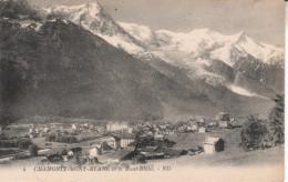 74CMB98A/N CPA 74 - ***LOT DE 14  CARTES*** CHAMONIX MONT BLANC CPA N V - Chamonix-Mont-Blanc