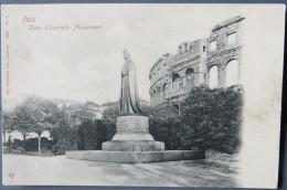 Hrvatska, Pula, Kroatien, Pola, Kaiserin Elisabeth Monument, Sisi - Croatie