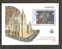 España/Spain-(MNH/**) - Edifil 4020 - Yvert BF-118 - Blocks & Sheetlets & Panes