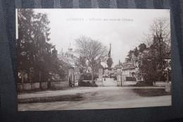 Z1  - GUERIGNY - L'entrée Des Cours Du Chateau - Guerigny