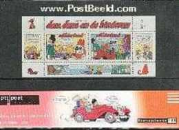 Netherlands 1998 PTT MAPJE 197, Mint NH, Art - Comics (except Disney) - 1980-... (Beatrix)