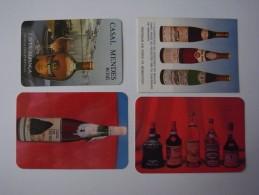 12 Calendar - Portugal Bebida Boisson Drink Bevanda Getrank Vinho Wine Vino - C9 - Calendriers