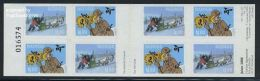 Norway 2000 Comics Booklet S-a, Mint NH, Art - Comics (except Disney) - Stamps - Stamp Booklets - Norvège