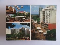 BRASIL BRAZIL BRESIL PARANÁ LONDRINA MULTI VIEWS 1970 YEARS POSTCARD - Curitiba