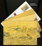 Vatican 1996 Postcard Set 850L, China 96, (Unused Postal Stationary) - Vatican
