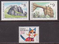 Tschech.Rep.  78-80 , Xx  (P 1592) - Czech Republic