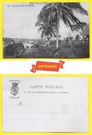 CPA Carte Postale Ancienne Ouganda - Paysage - Messageries Maritimes ( TOP) - Uganda
