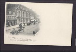 CPA 62 - CALAIS - Boulevard Lafayette - Ecole Maternelle , Autrefois Salle D'asile , 1848 ANIMATION ATTELAGES MILITAIRES - Calais