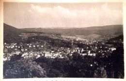 # Baden Baden - Vue De La Friesenberg Sur La Ville Et Lichtental Et La Forêt Noire - Baden-Baden