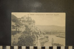 CP, 24,  Environs De Sarlat , Chateau De Beynac - Sarlat La Caneda