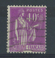 VEND BEAU TIMBRE DE FRANCE N°281 , TYPE II !!!! - 1932-39 Peace