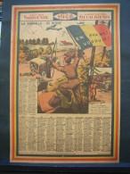 PT. 58. 1948. Août 1944 Souvenir. La Loi Du Maquis Envres Les Traitres - Calendriers