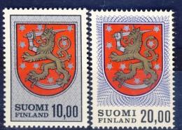 #K3012. Finland 1974-78. Michel 744x + 823 I. MNH(**) - Finland