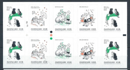 Danemark 2016 Carnet C1843 Neuf Chants D'enfants - Carnets