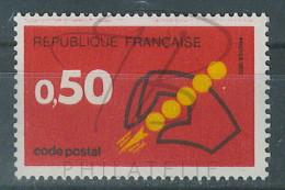 VEND BEAU TIMBRE DE FRANCE N°1720 , MACULAGE EN HAUT , XX !!!! - France