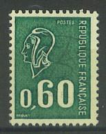VEND BEAU TIMBRE DE FRANCE N°1815c , SANS BANDE PHOSPHORE , XX !!!! - 1971-76 Marianne (Béquet)