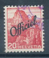 Suisse Service N°189 (o) - Service