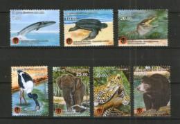 Sri Lanka ** Tiere , Kumana Nationalpark / Fauna 2016 - Briefmarken