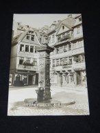 Germany Frankfurt A.M. 505 (Real Foto Card)__(13204) - Frankfurt A. Main