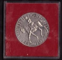 UNITED KINGDOM - H.M. QUEEN ELIZABETH II - SILVER - JUBILEE CROWN - 1952-1977 - ORIGINAL PACKET - IN CONFEZIONE ORIGINAL - Monete
