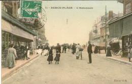 BERCK (Pas-de-Calais) . 11 .   - Berck-Plage - L' Entonnoir - Berck