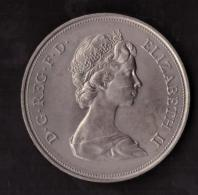 THE UNITED KINGDOM - ELIZABETH II - D -C - REG - F - D - THE QUEEN MOTHER - AUGUST 4TH 1980 - - Monete