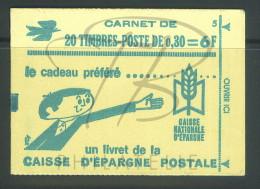 VEND BEAU CARNET N°1536A-C1 , CONF 5-6 , XX !!!! - Usage Courant