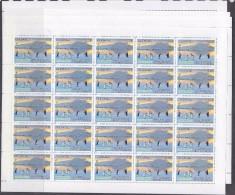 Greenpeace 1997 Mongolia 4v Penguins Sheetlets   ** Mnh (F5451) - Poolshepen & Ijsbrekers
