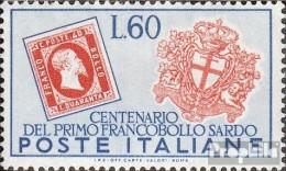 Italie 847 Neuf Avec Gomme Originale 1951 Sardaigne - 6. 1946-.. Repubblica