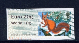 GREAT BRITAIN  -  2015  Post And Go Label  Used As Scan - Great Britain