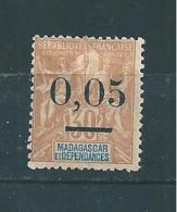 Colonie   Madagascar Timbres De 1902  N°52  Neuf Sans Gomme - Neufs