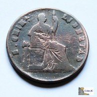 México - Chihuahua - 1/4 Real - 1861 - México