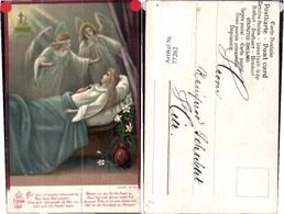 77262,Engel Am Krankenbett Elterngrab - Engel