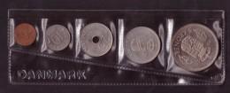 DANIMARCA - DANMARK - ANNO 1976 - MONETE DIVISIONALI - DIVISIONAL COINS - MARGARETHE II DANMARKS DRONNING - - Danimarca