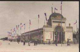 CPA : Romans : Exposition Internationale 1903 - Romans Sur Isere