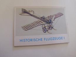 CARNET DE 11 ILLUSTRATIONS ...VIEUX AVIONS HISTORIQUES - ....-1914: Précurseurs