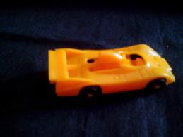 KINDER TOY 1980 RARE VINTAGE ORIGINAL GERMANY MADE DAYTONA FORMULA CAR RACING RALLY ULTRA RARE - Figurines