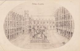 Wavre Notre Dame - Institut Des Ursulines (Préau D'entrée) - Waver