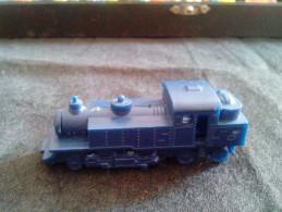 KINDER TOY 1980 RARE VINTAGE ORIGINAL GERMANY MADE TRAIN Steam Locomotive ULTRA RARE - Figurines